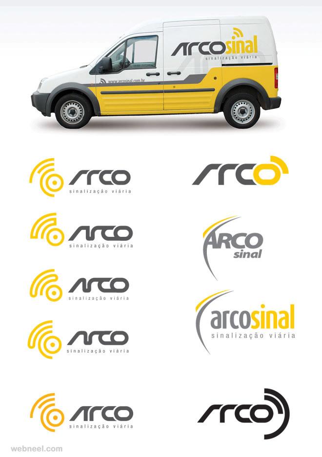 rrco branding design