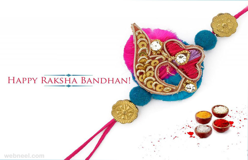 happy raksha bandhan cards