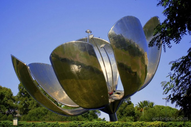 metal sculpture buenos aires by catalano
