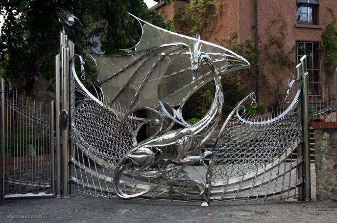 creative gate design