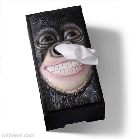 tissue paper box packagin idea