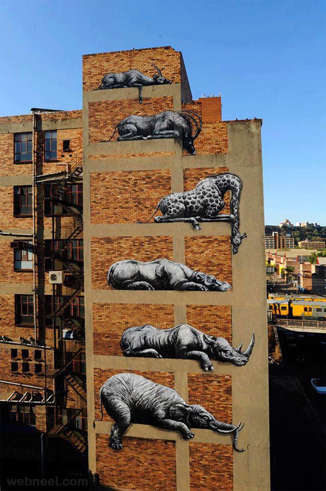 wall art roa