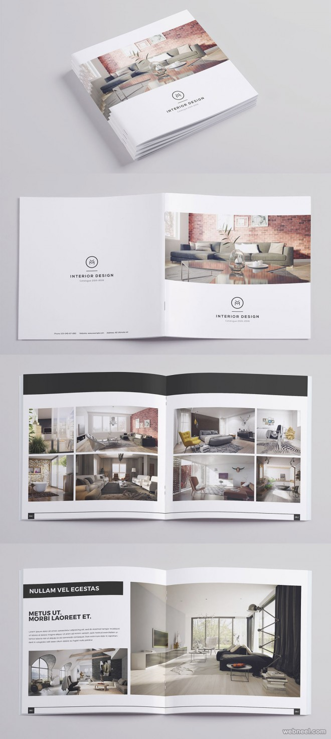 brochure design by shapshapy