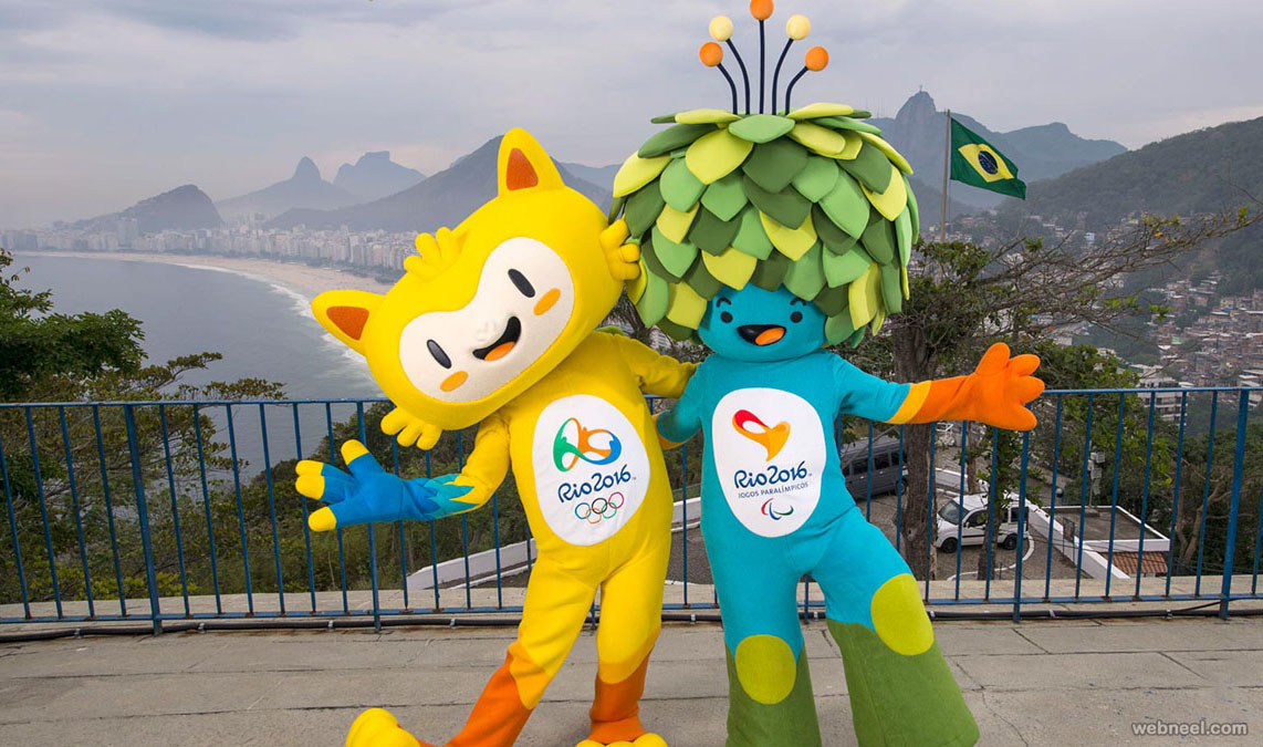 mascot best rio olympic photography