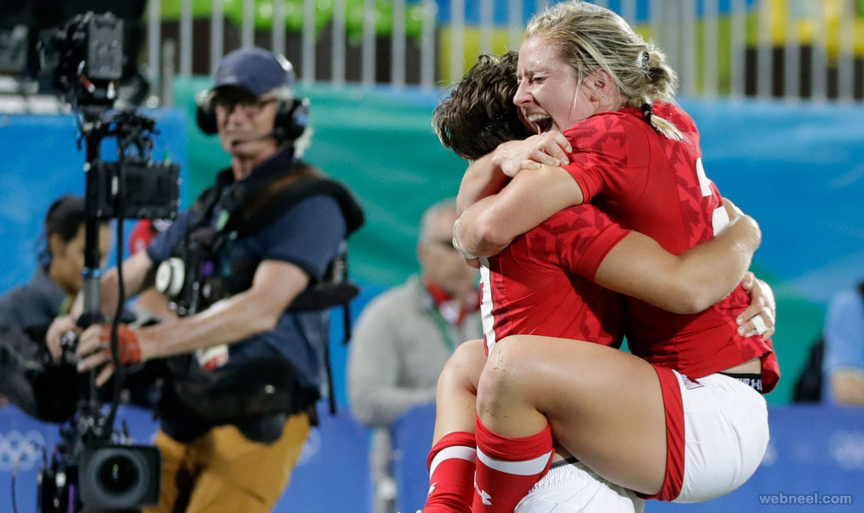 canadians best rio olympic photography