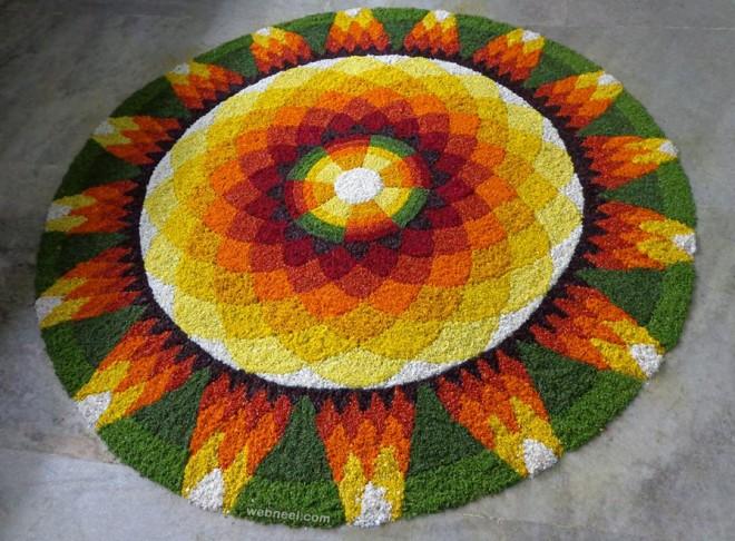 kerala pookalam design contest