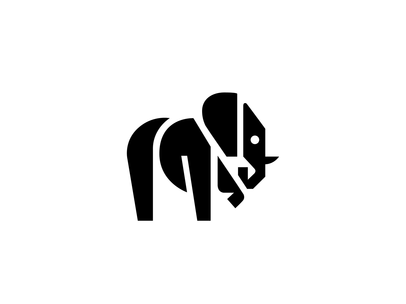 logo design elephant
