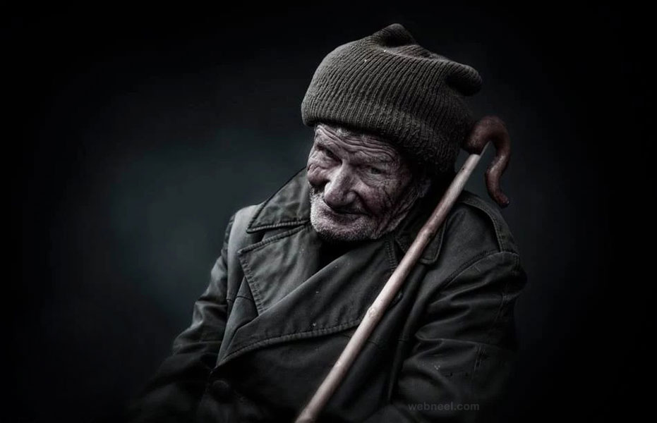 best portrait photography old man by helenageorgiou