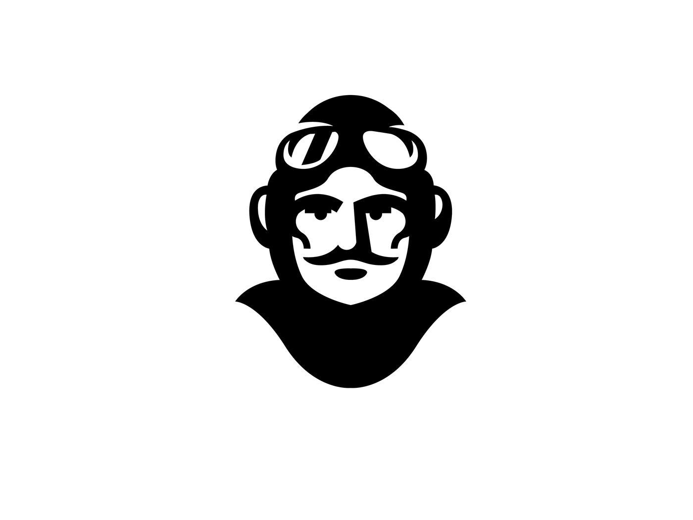 logo design pilot by martigny matthieu