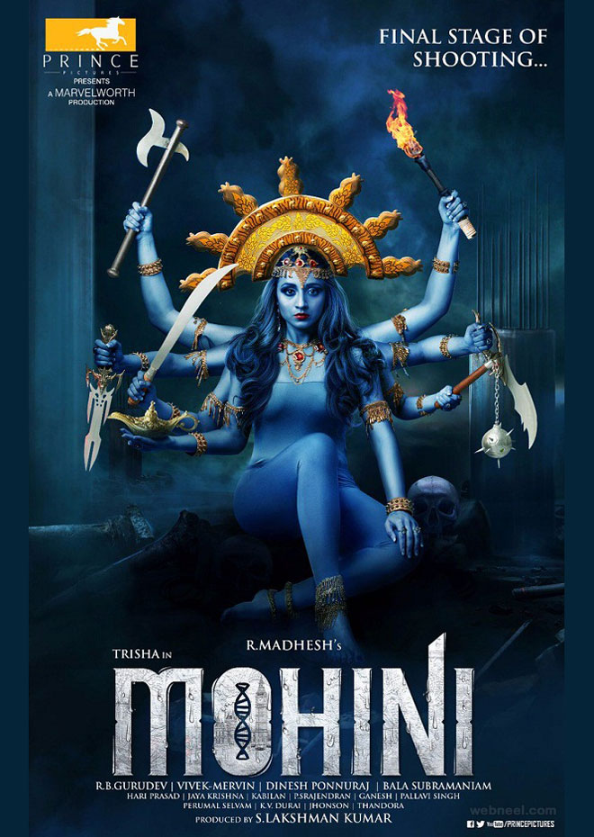 india movie poster designs tamil mohini