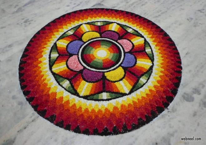 athapookalam design