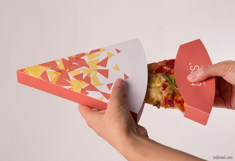packaging design pizza