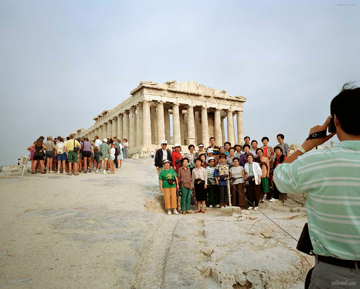group photography by united kingdom photographer by martin parr