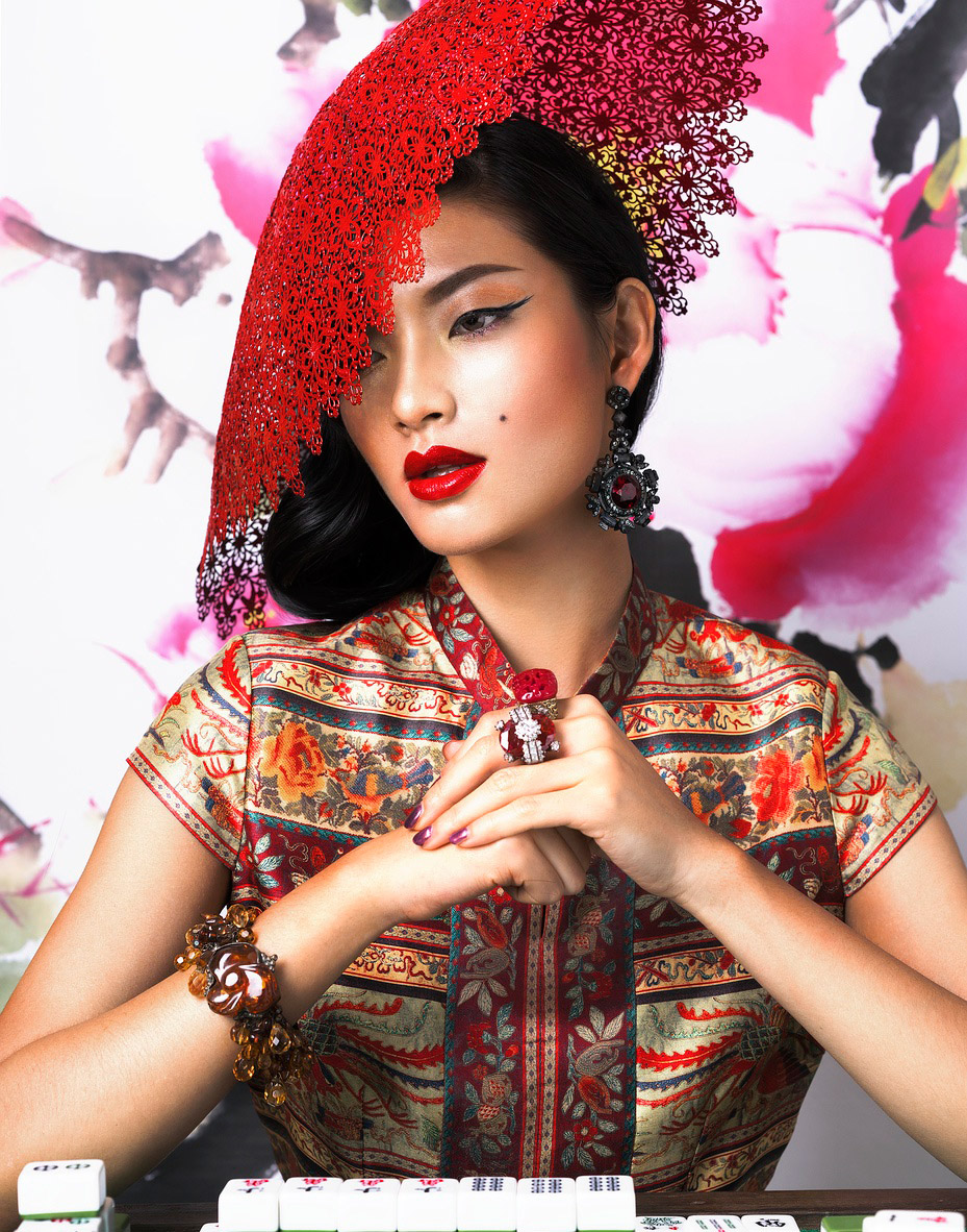 fashion photography by harpers bazaar_beauty by nicoline