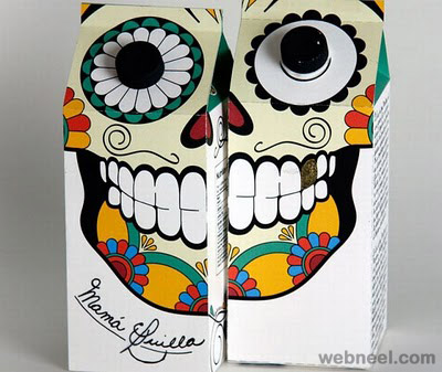 juice brilliant packaging design