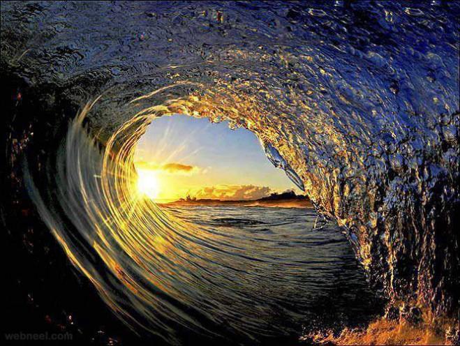 most amazing photo hight sea tide