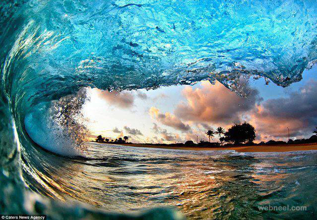 amazing photos sea wave