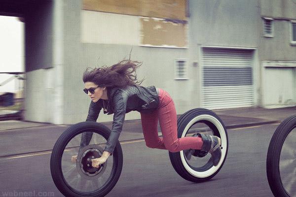 next generation motor bike design