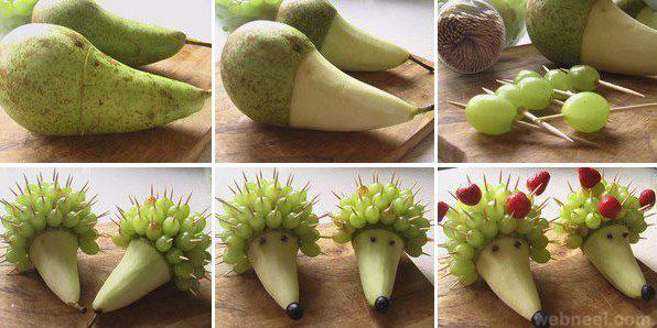 vegetable art diy do it yourself