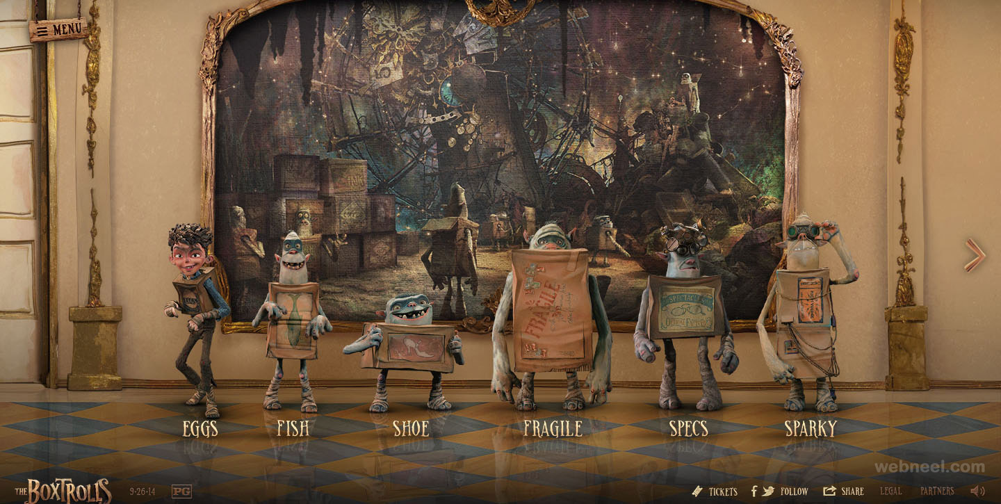 boxtrolls animation movie character