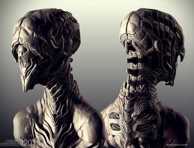 alien rhythem