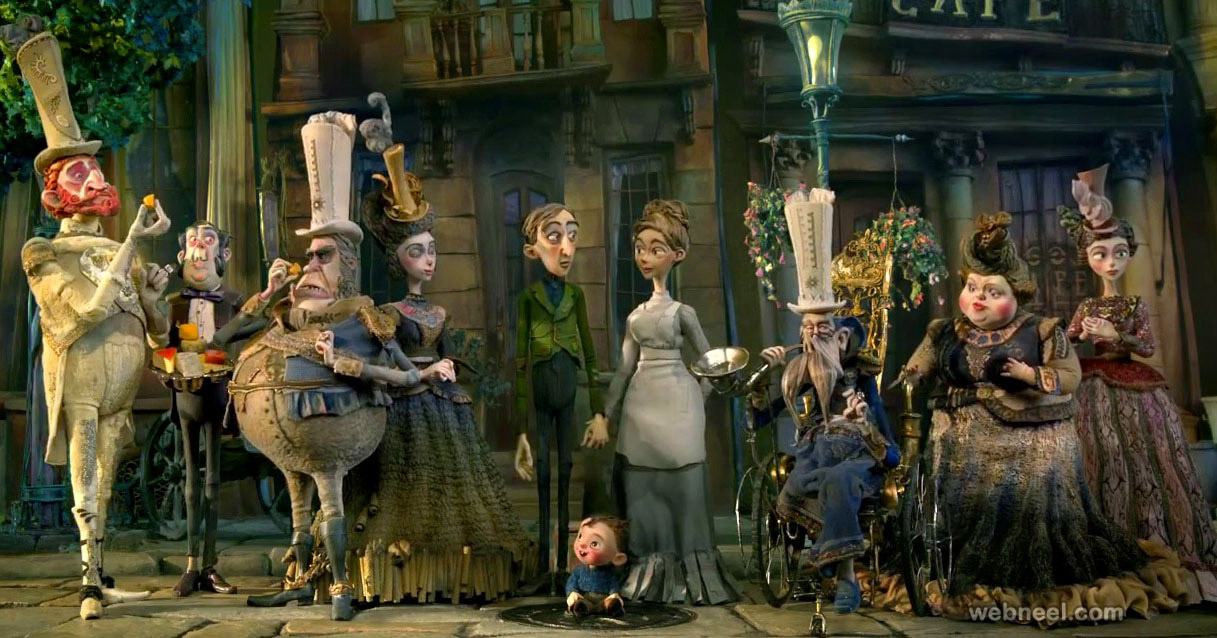 boxtrolls movie stills