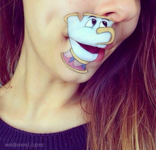 lip art ideas