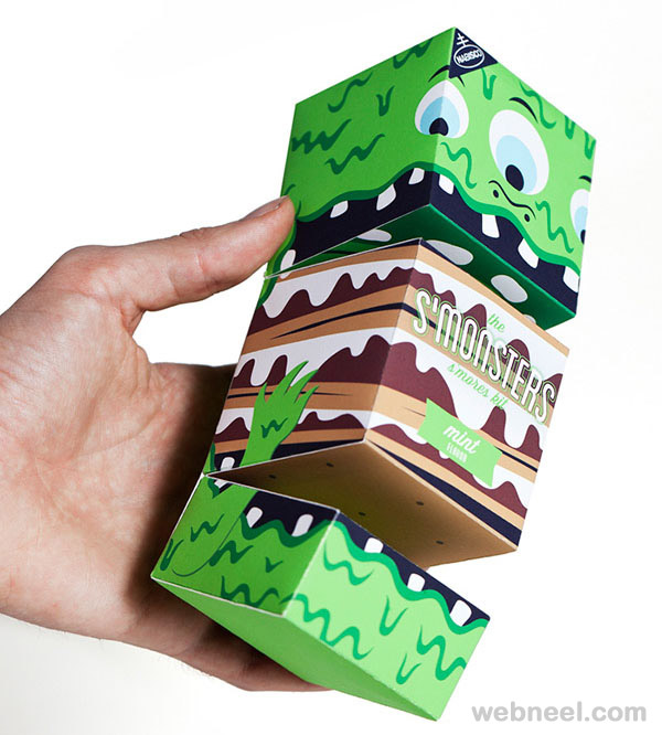 candy packaging design
