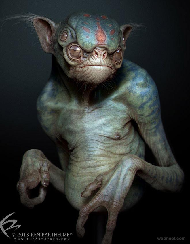 alien kenbarthelmey