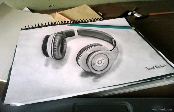 3d drawing by hhjosue