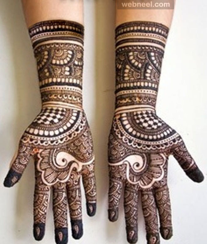 mehndi design by teej