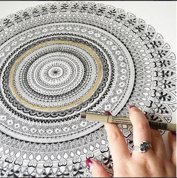 doodle art by bethany freemanart
