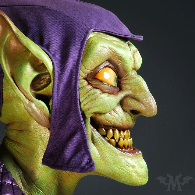 spooky 3d models by andy bergholtz