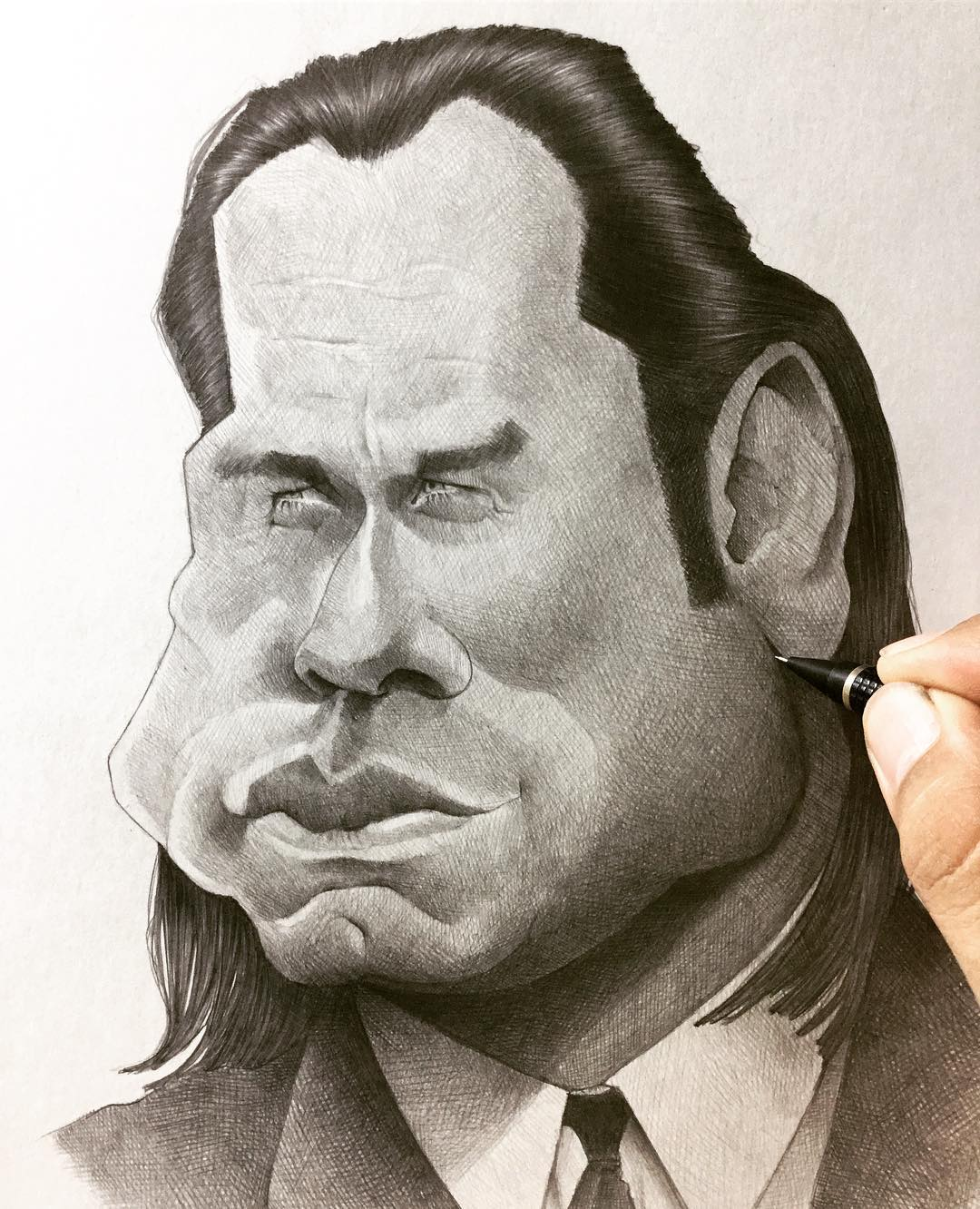 macho caricatures by efrain malo