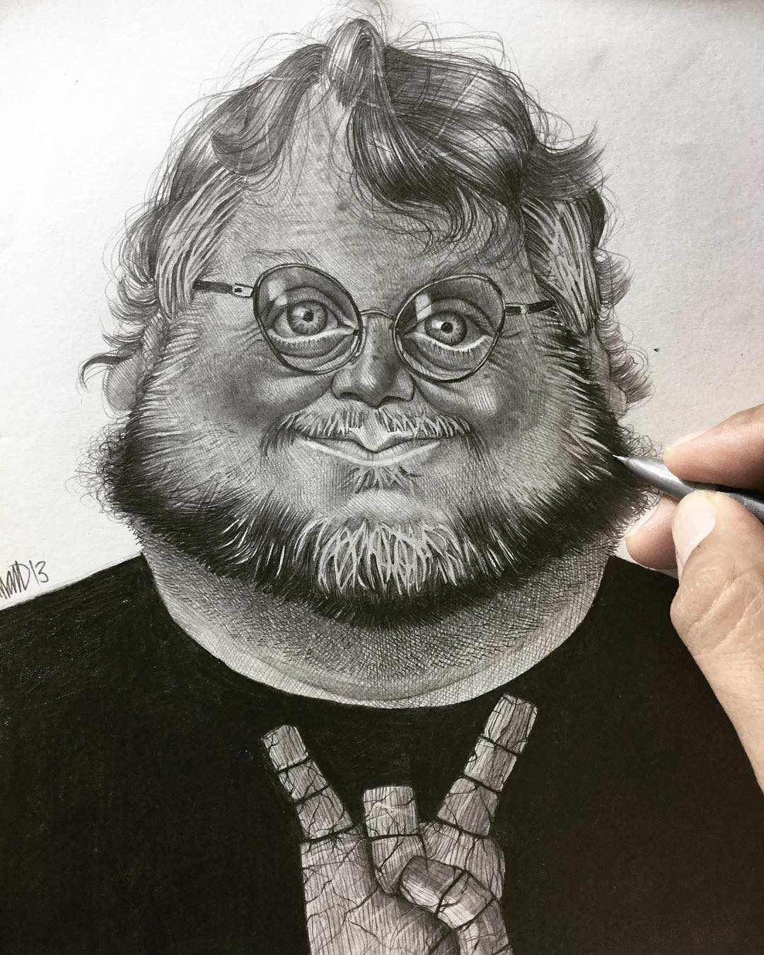 funny caricatures by efrain malo