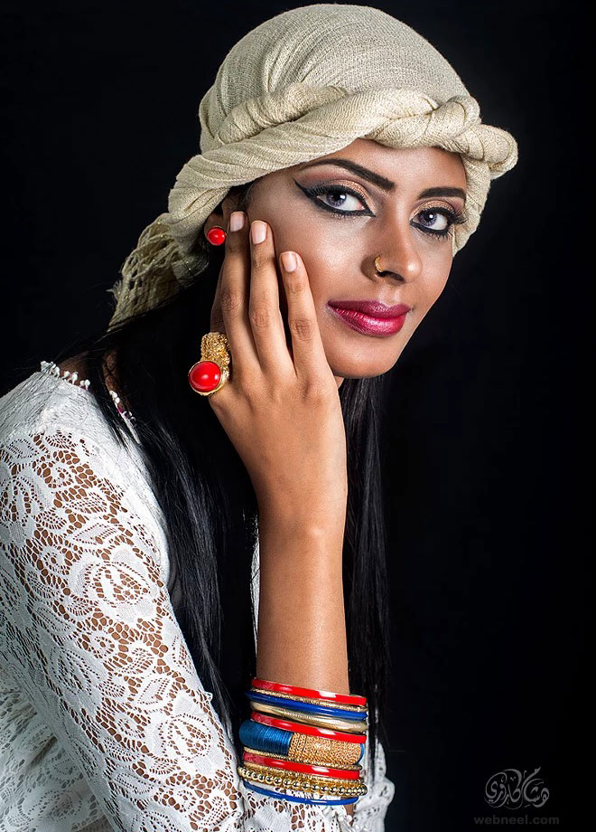 beautiful woman africa by hishamkarouri