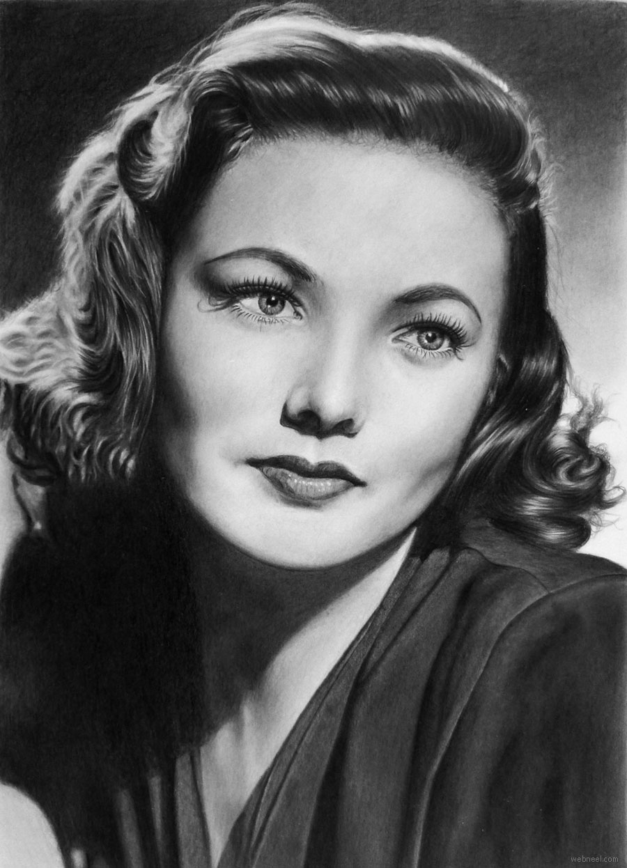 pencil drawing genetierney by latestarter63