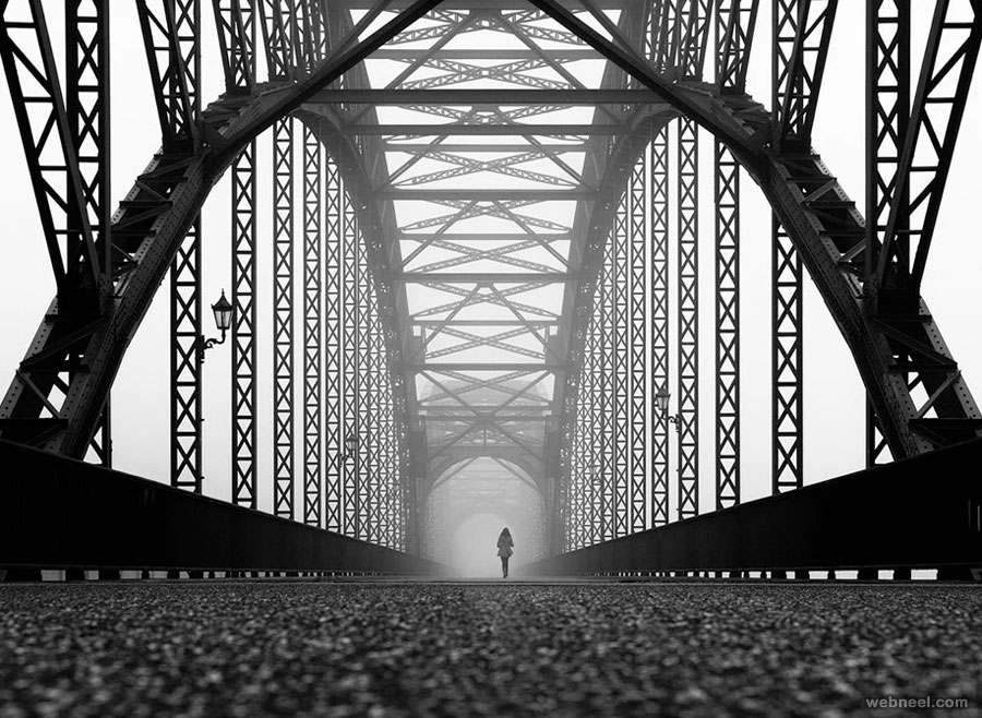 black and white photography by kai ziehl