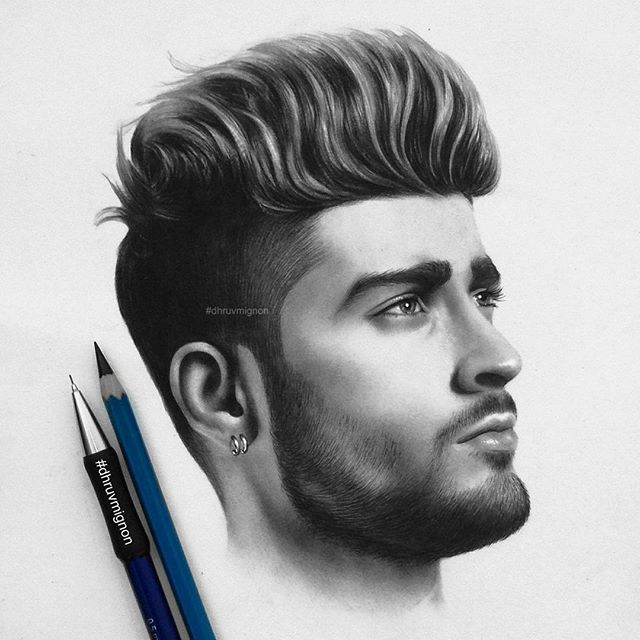 pencil drawings by dhruvmignon