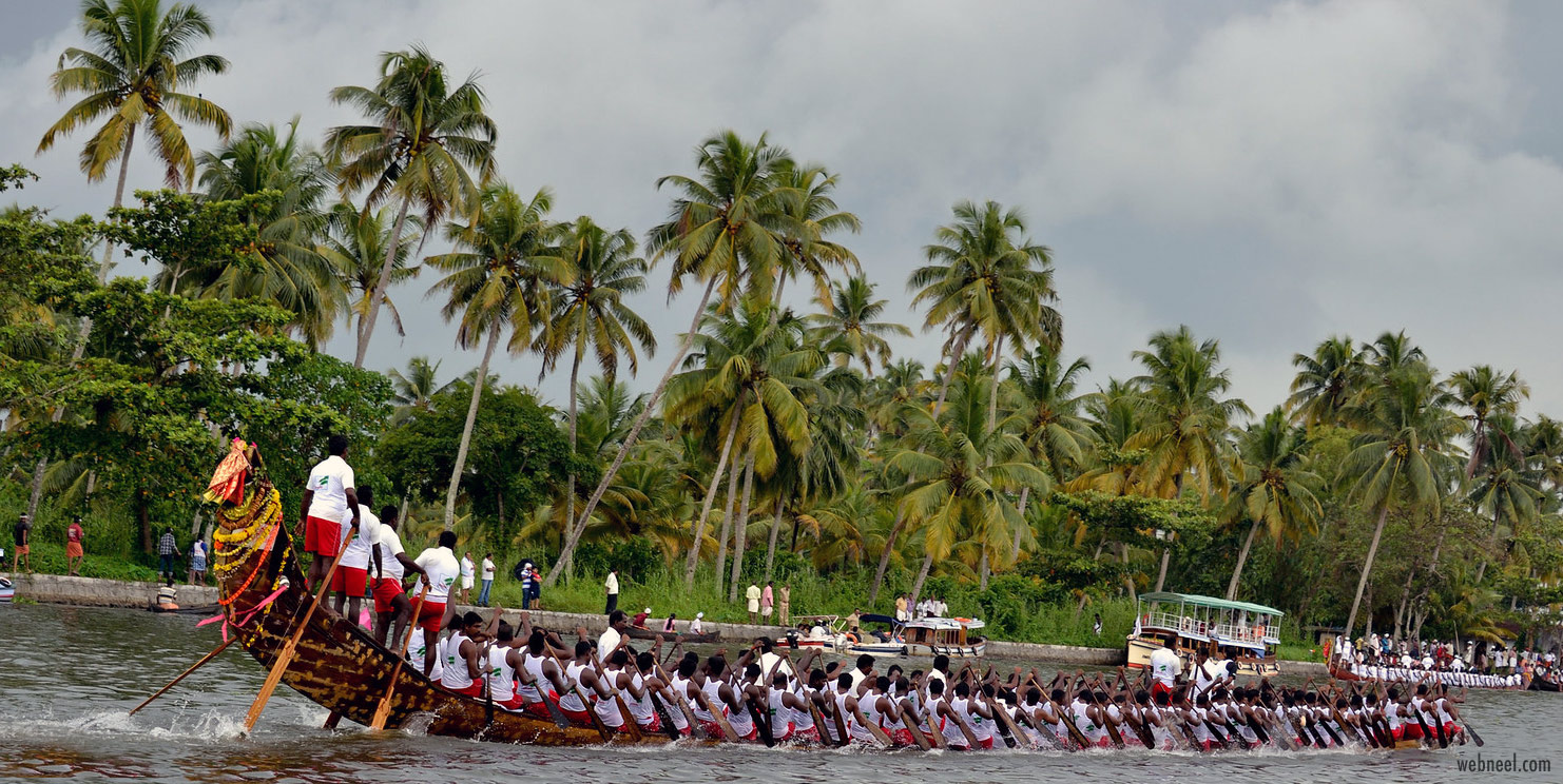kerala boat race by aravind reflections
