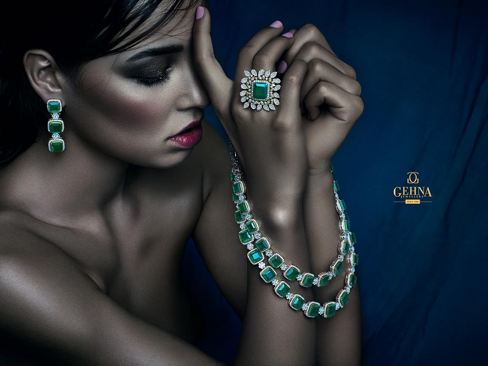 advertising photography jewellery gehna jewellers