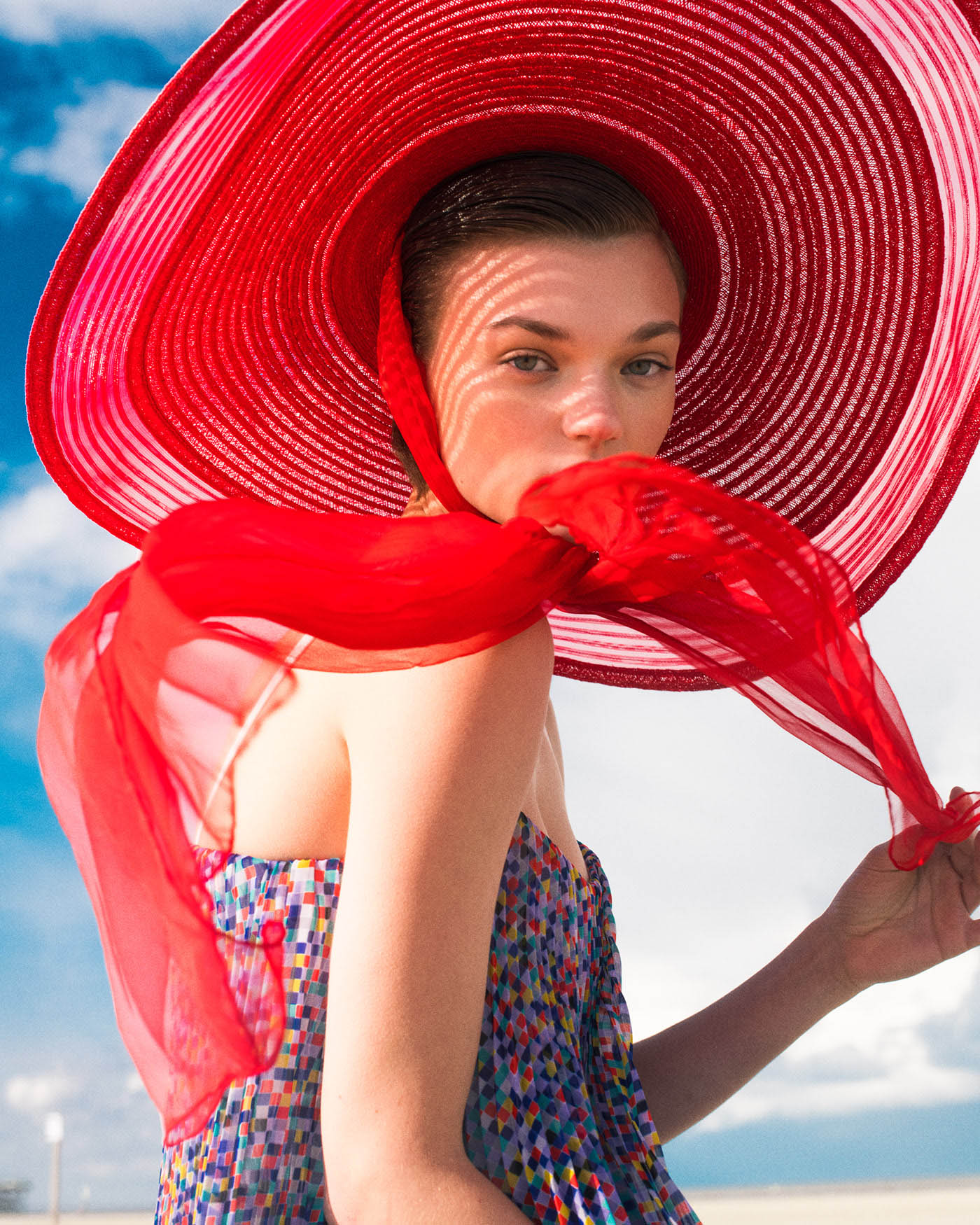fashion photography redhat