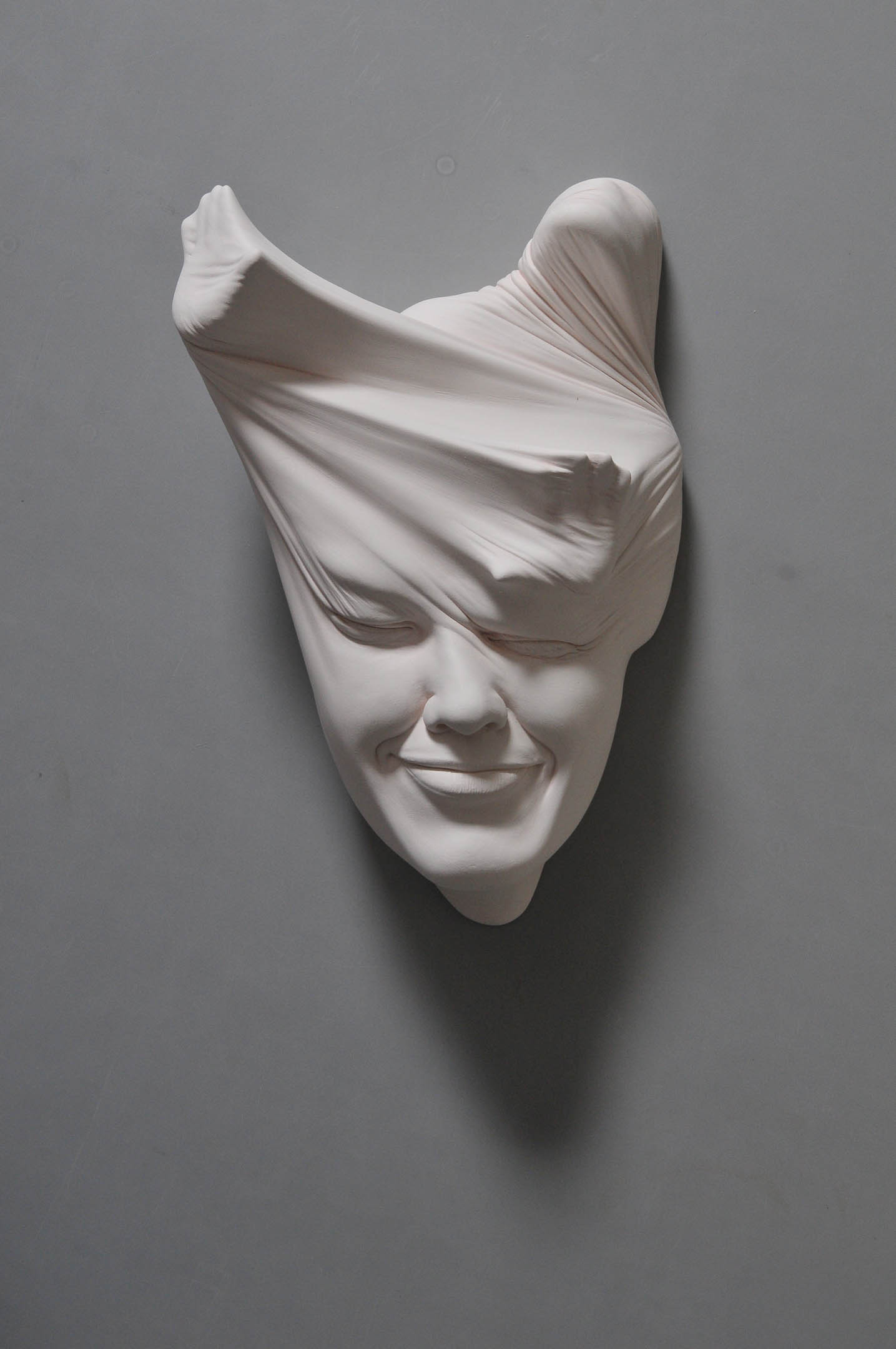 ceramic sculpture breakfree