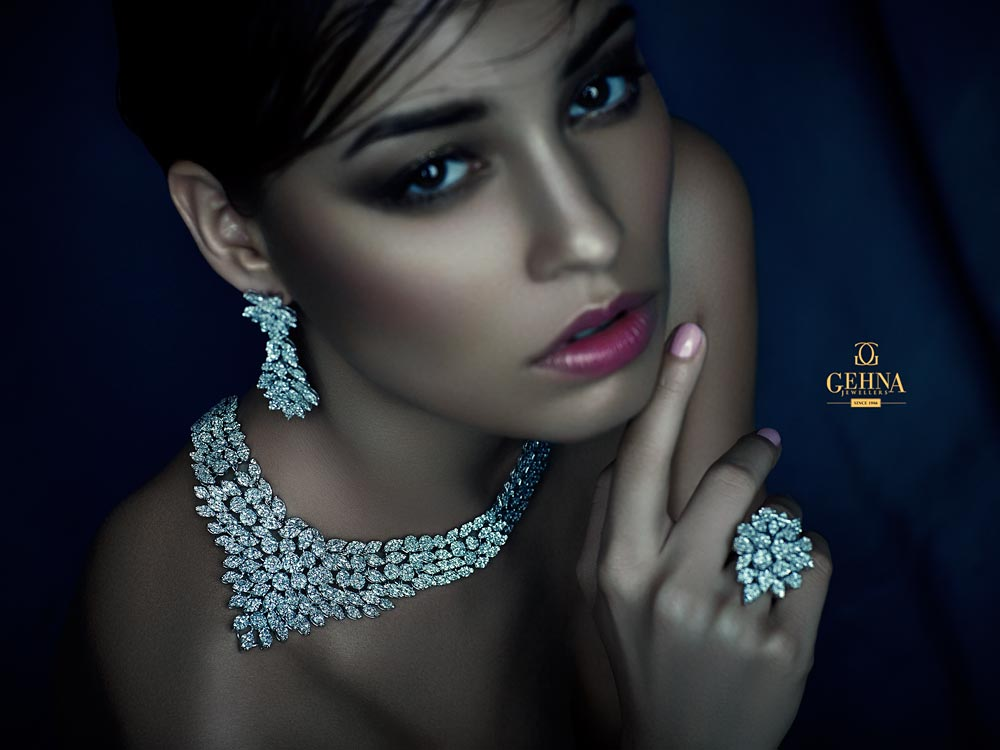 advertising photography jewellery gehna jewellers by arjunmark