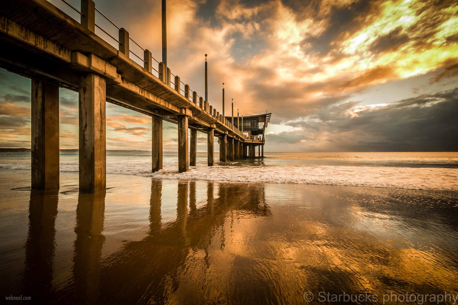 beach sunset photography by starbucksphoto