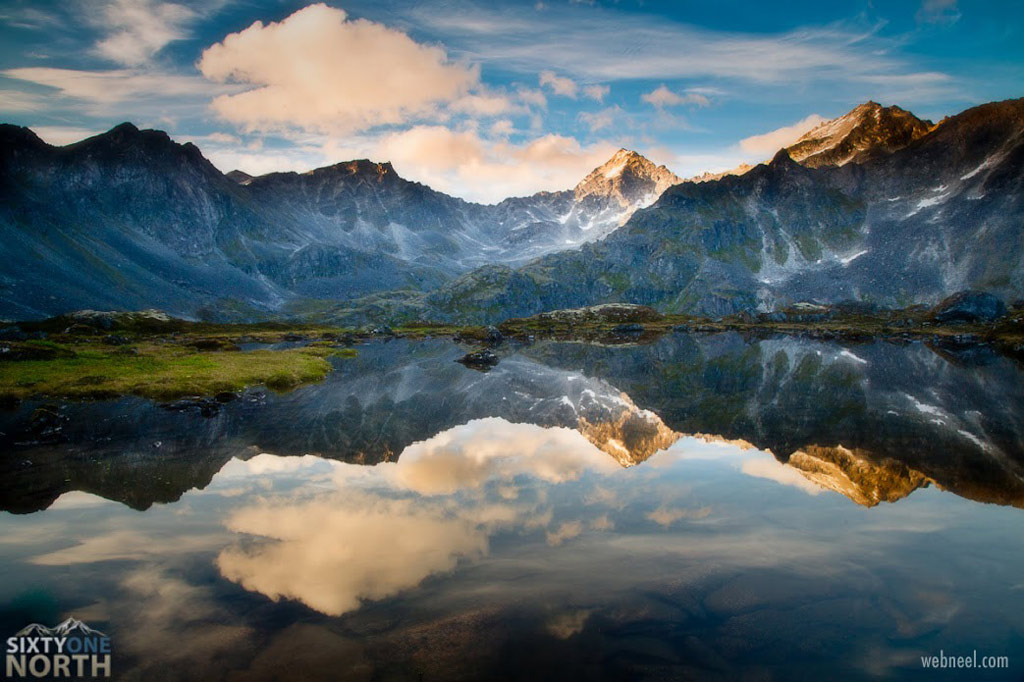 mountain photography reflection by david ryan taylor