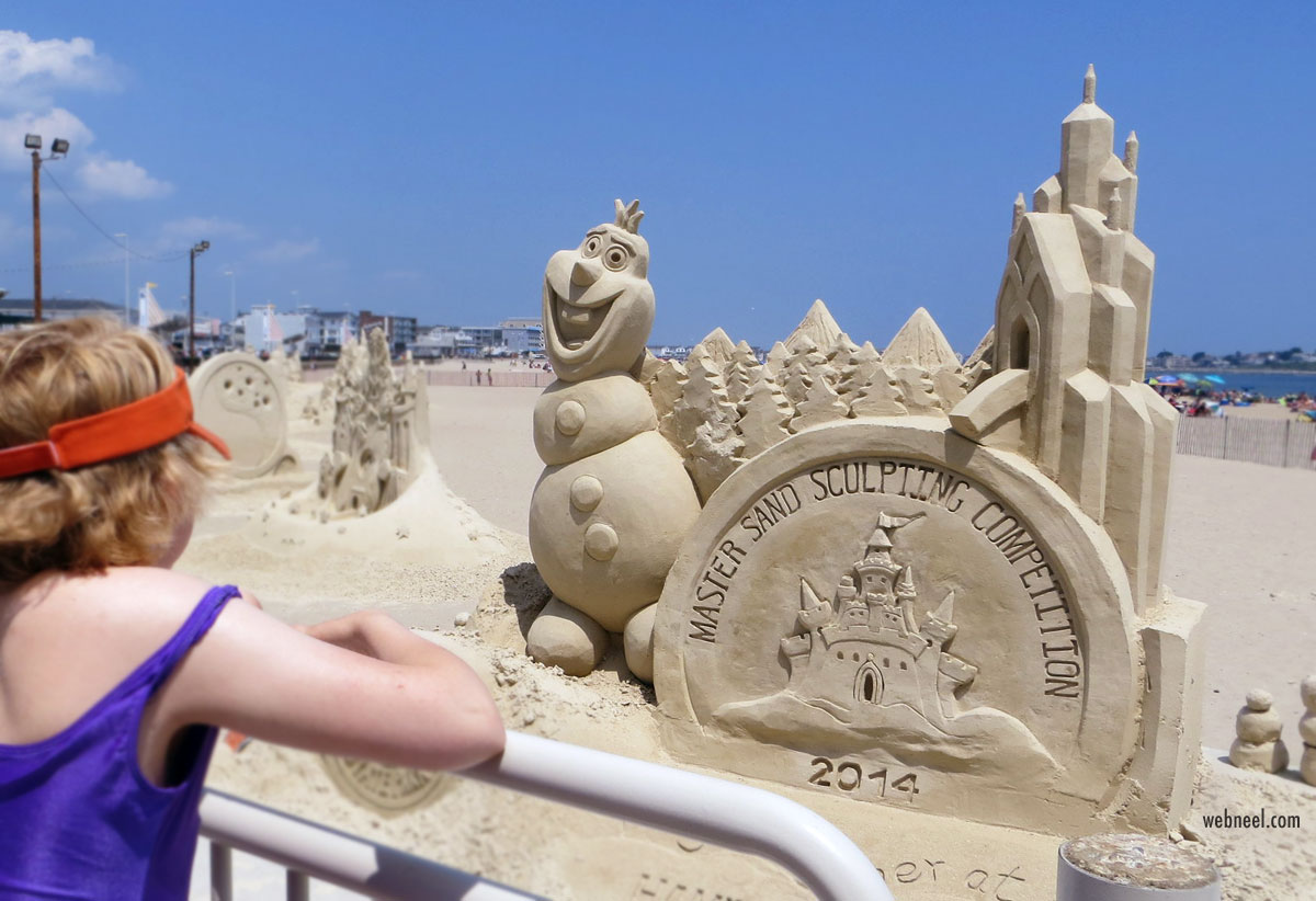 sand sculpture competition by elayne baillargeon ketel
