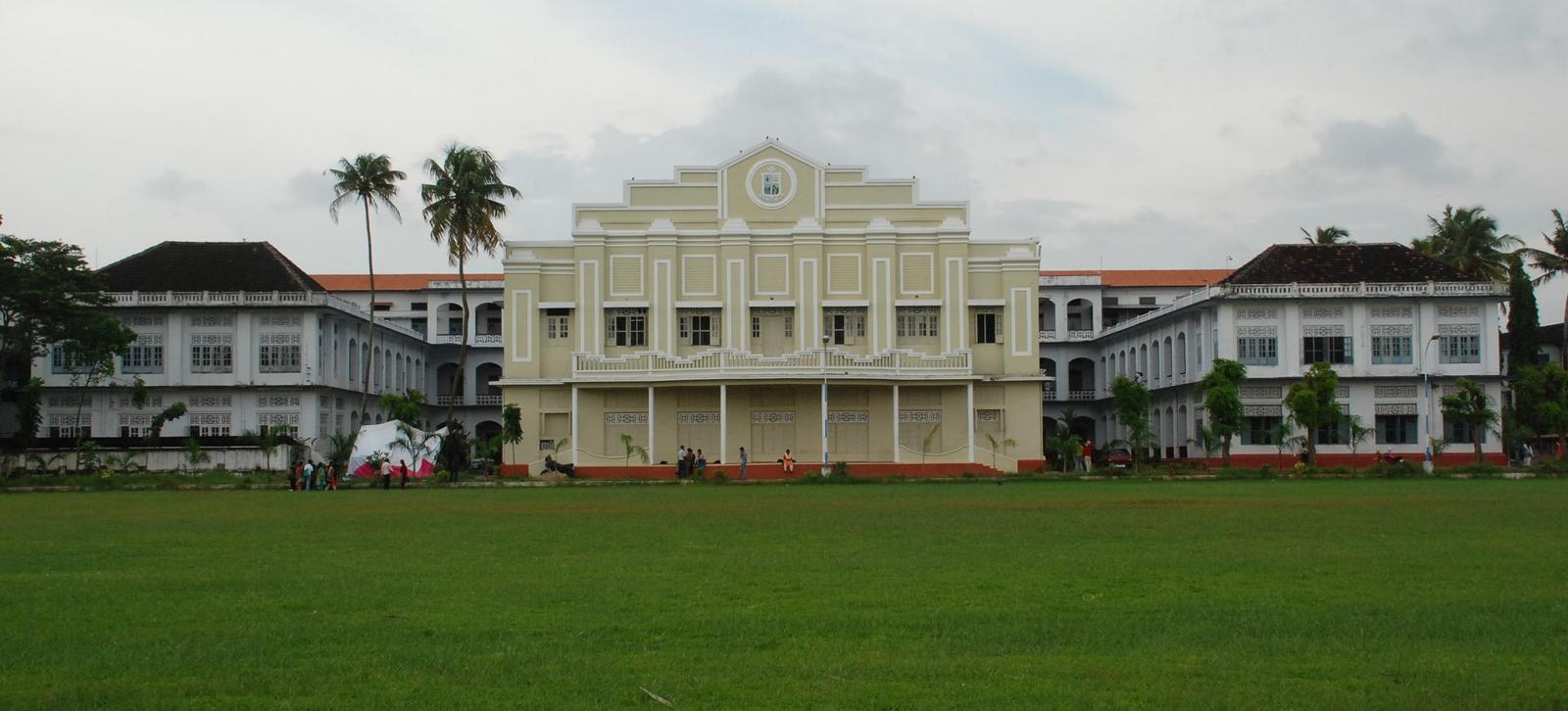 sacred heart college shc kochi