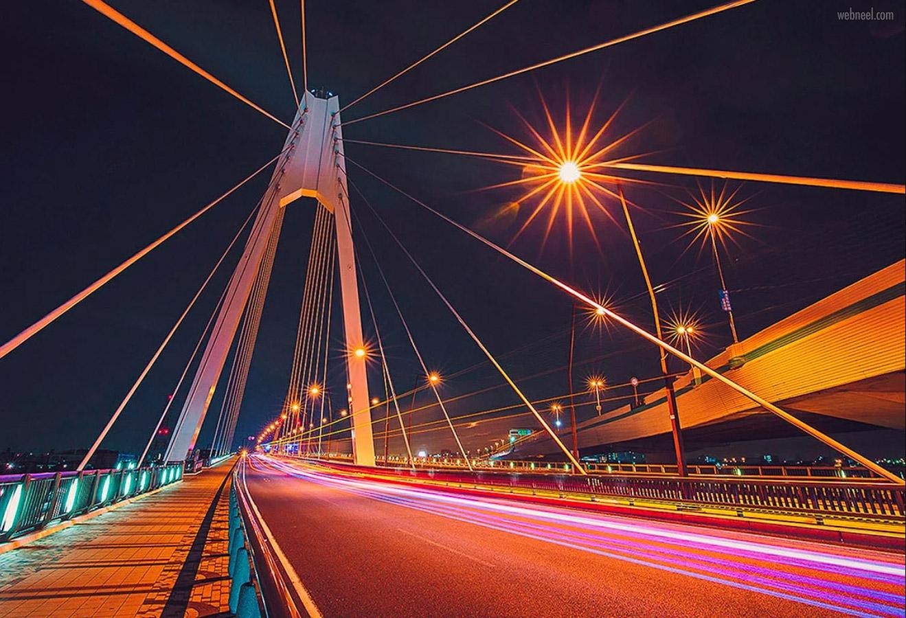 night city photography