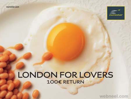 creative ads egg